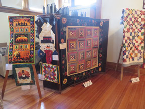 Pepperell Library show 2014