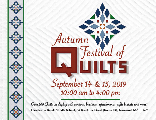 Autumn festival of Quilts 2019